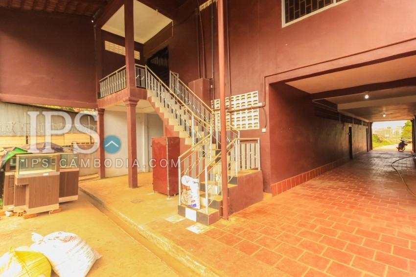 Commercial Building For Rent - Siem Reap