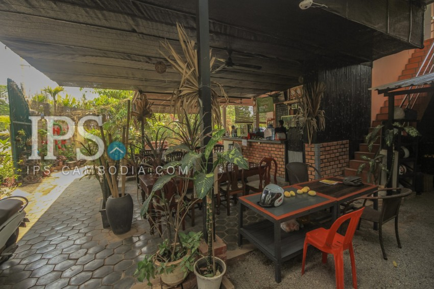 1 Room Short-Term Rentals - Sala Kamreuk, Siem Reap