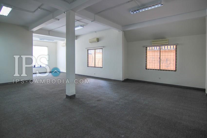 44 Sqm Office Space For Rent - BKK3, Phnom Penh