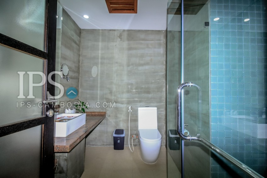 3 Bedroom Condo For Rent - Old Market/Pub Street, Siem Reap