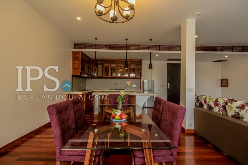 1 Bedroom Serviced Apartment For Rent - Old Market, Siem Reap