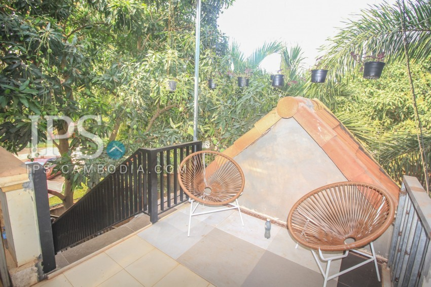 Studio Apartment For Rent in Siem Reap
