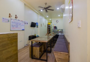 Restaurant Business For Sale - BKK1, Phnom Penh