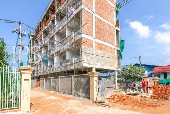 33 Rooms Apartment Building For Rent - Sokha Beach, Sihanoukville