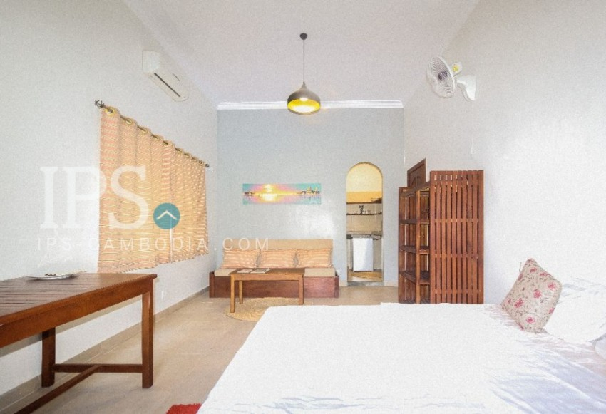11 Bedroom Apartment for Rent - Siem Reap