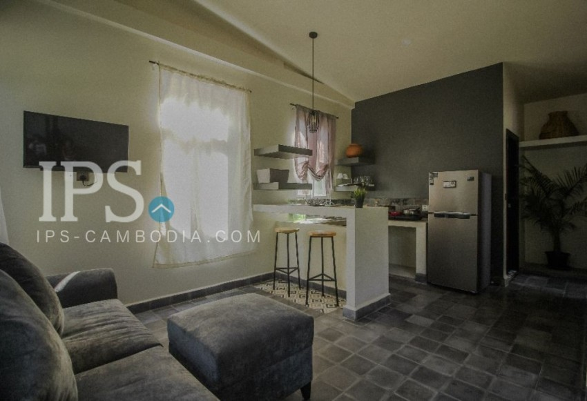 1 Bedroom Apartment for Rent - Siem Reap