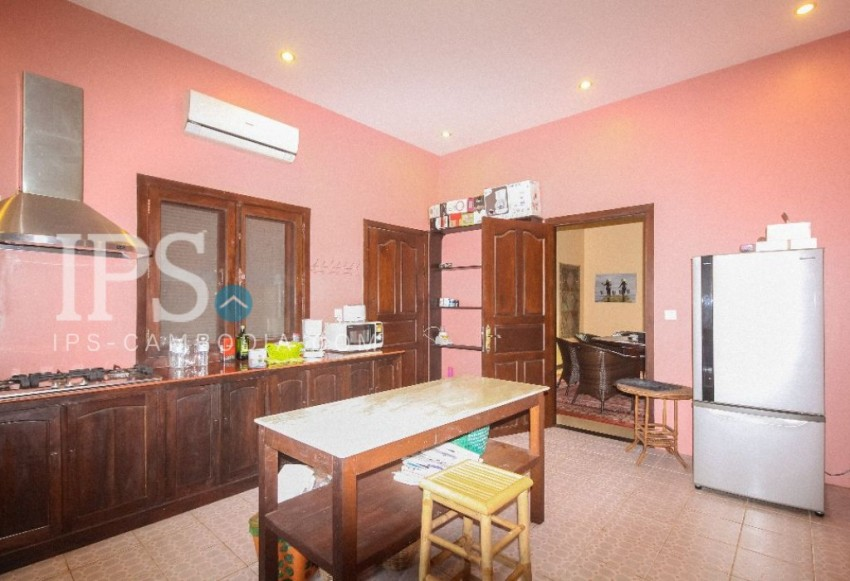 Siem Reap House for Sale - with tropical pool setting
