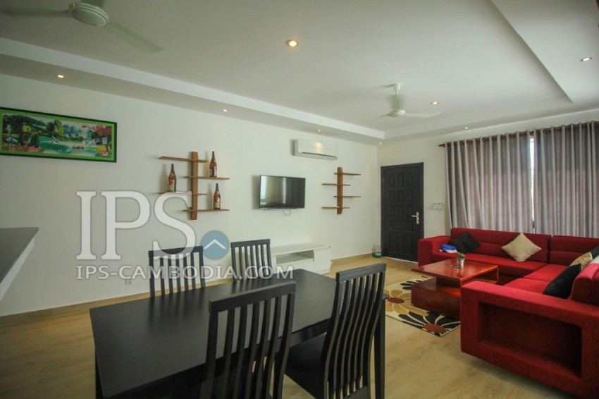 Fully Furnished Apartment Building for Sale - Slor Kram, Siem Reap
