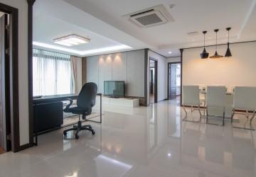 3 Bedroom Apartment For Rent in Boeung Keng Kang 1, Phnom Penh