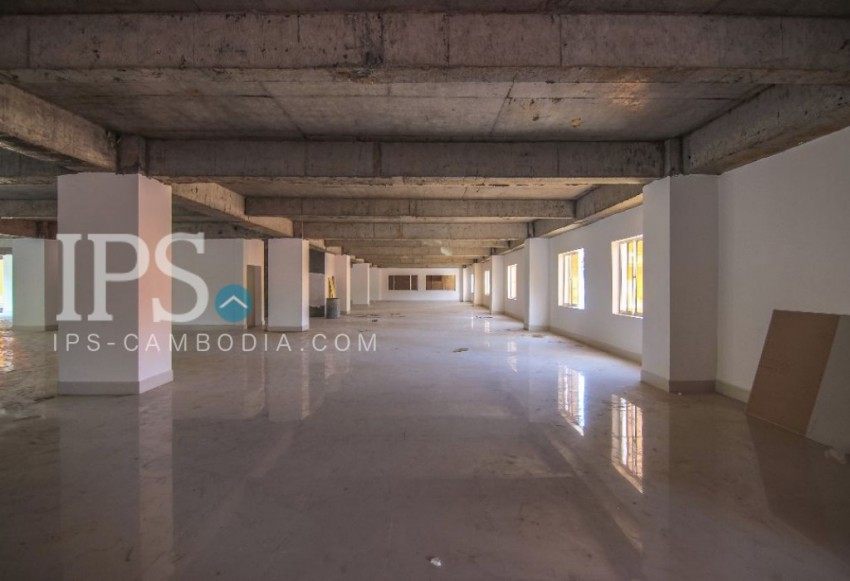 1,378 Sqm Office Space For Rent - Central Market