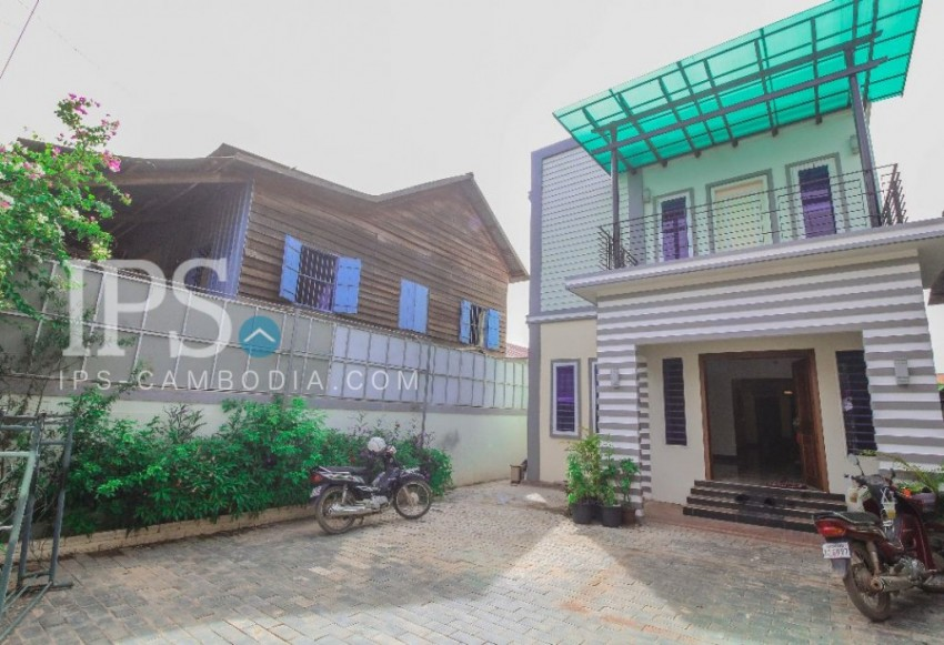 4 Bedroom Villa For Sale - Siem Reap