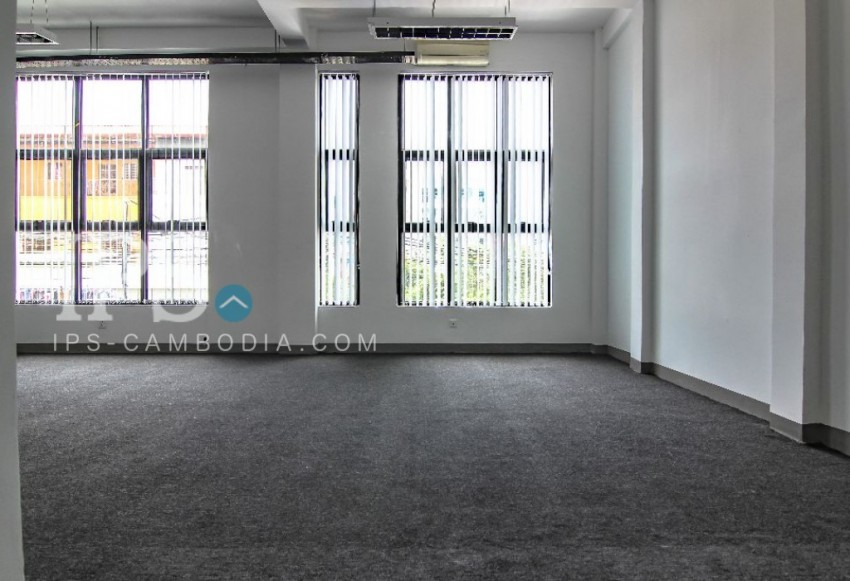 45 Sqm Office Space For Rent - BKK3 , Phnom Penh
