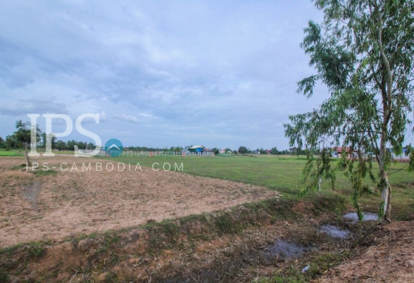 Land for Sale in Siem Reap- Khnar VIllage