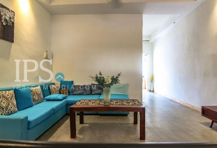 1 Bedroom Plus Study For Rent Near Olympic Stadium