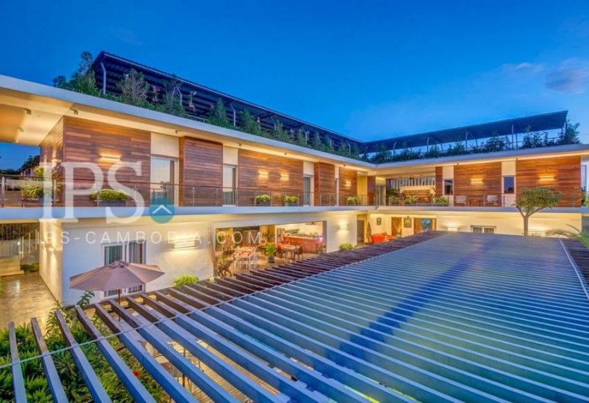 Luxury private villa for long term rental