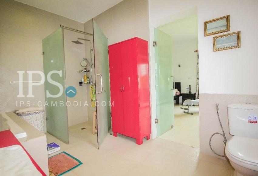 3 Bedroom European Villa for Sale - Siem Reap