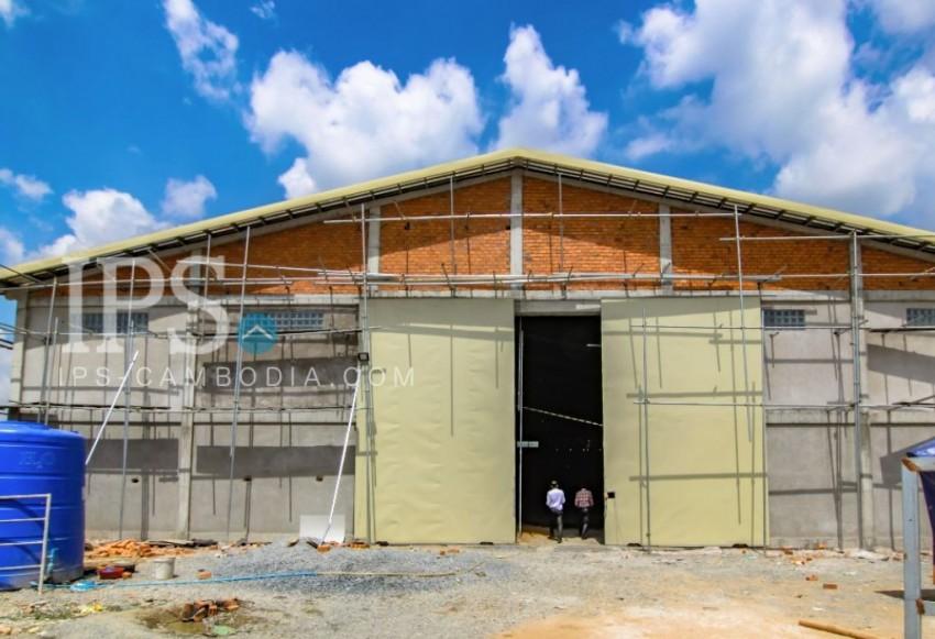 1200sqm Warehouse For Rent-Sen Sok, Phnom Penh
