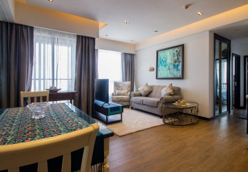 2 Bedrooms Apartment For Sale - Tonle Bassac, Phnom Penh