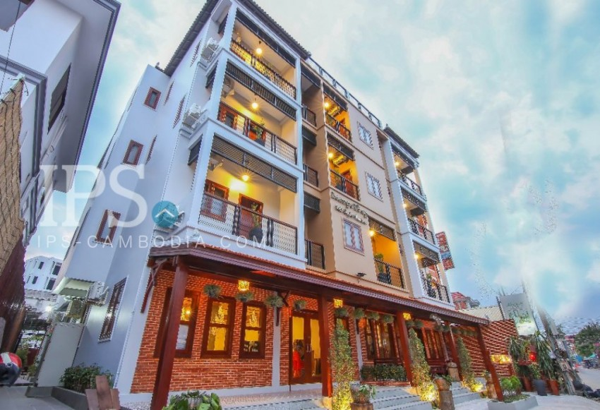 Apartment for Rent in Siem Reap - Thapul