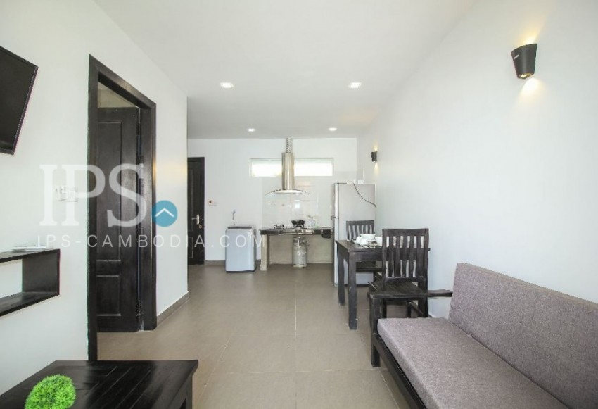 Wonderful One Bedroom Apartment for Rent in Siem Reap