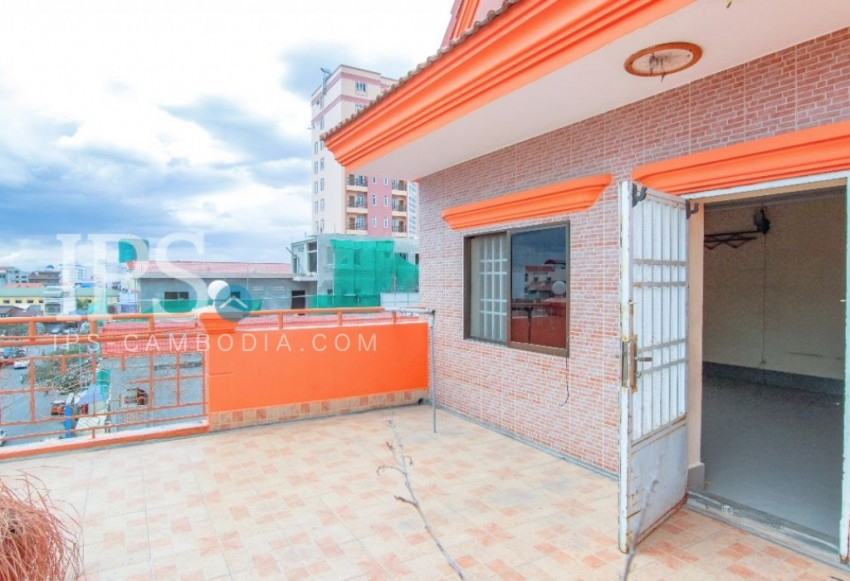 Commercial Townhouse For Rent Bkk2 5088 Ips Cambodia