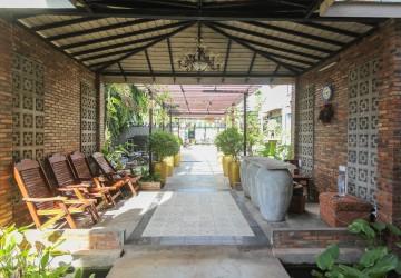 8 Bedroom Villa For Rent - Svay Dangkum, Siem Reap