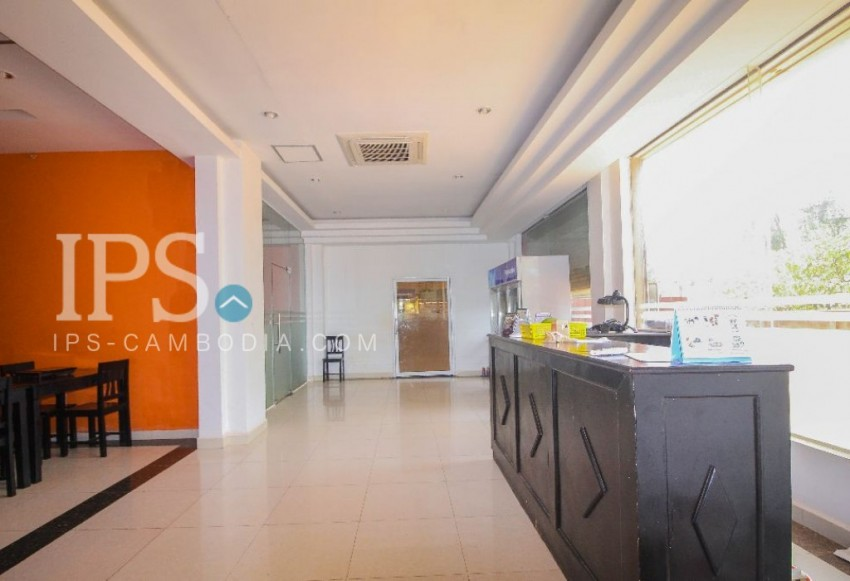Restaurant business for Sale in Siem Reap- Svay Dongkum