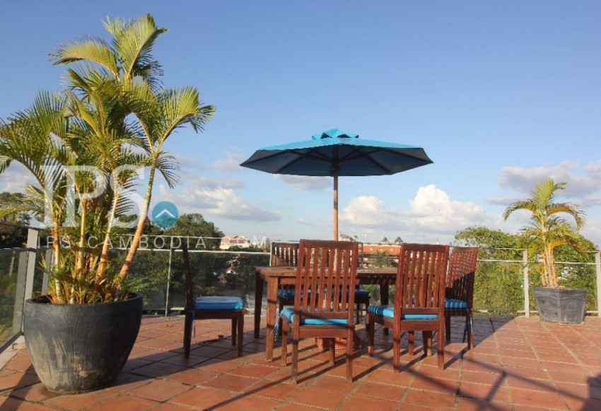 3 Bedroom Luxury Penthouse for Sale - Siem Reap Central