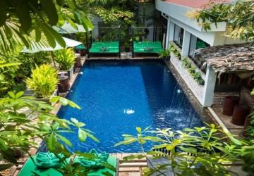 15 Room  Hotel For Rent - Wat Bo, Siem Reap