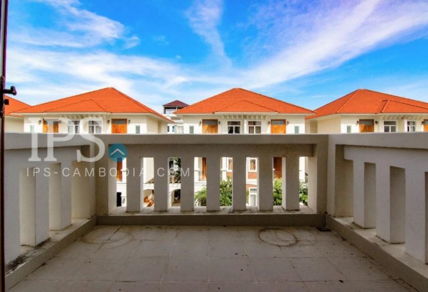 Modern Villa For Rent Chroy Changvar 4 Bedroom 4824 Ips
