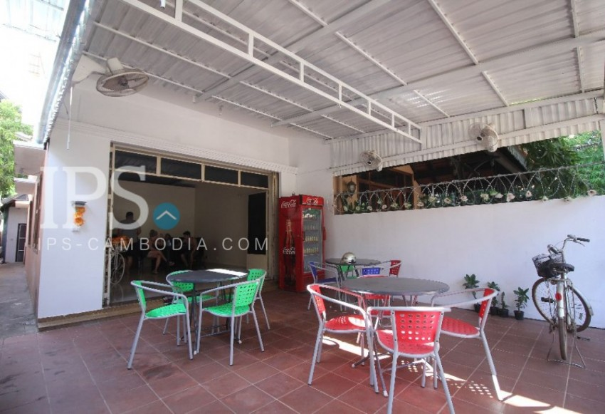 Guest House Business for Sale - Siem Reap