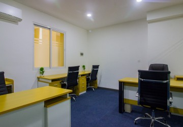 Co Working Office Space For Rent - Tonle Bassac, Phnom Penh