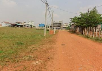 2,461 sq.m Land  For Sale - Chreav, Siem Reap thumbnail