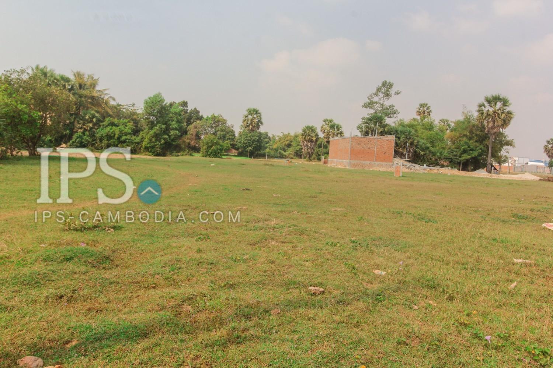 2,461 sq.m Land  For Sale - Chreav, Siem Reap