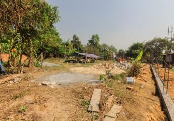 2,100sqm Land For Rent - Chreav, Siem Reap