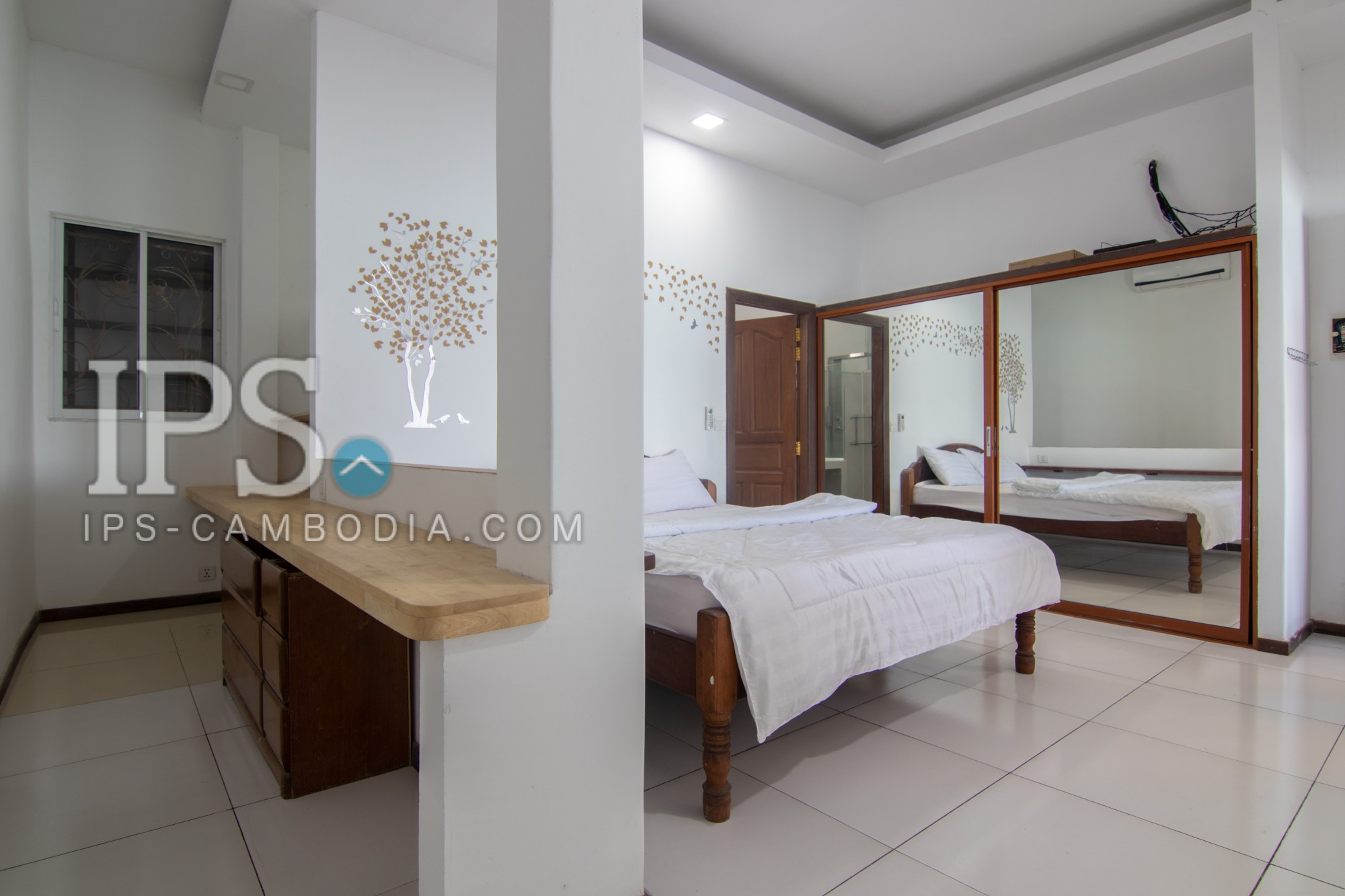 4 Bedroom Apartment For Rent - Chroy Chongva, Phnom Penh