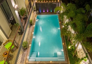 9 Room  Hotel For Rent - Wat Athvear, Siem Reap