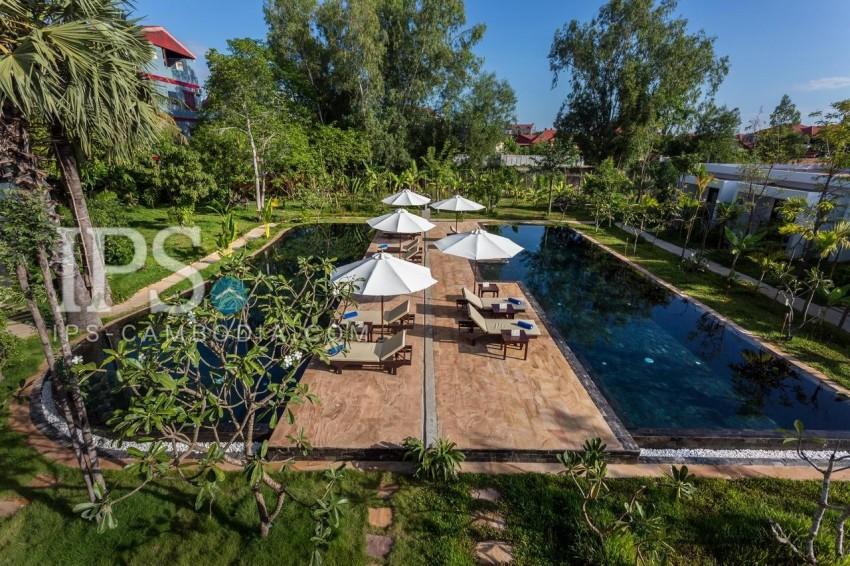 Hotel For Sale in Siem Reap - Elegant Boutique