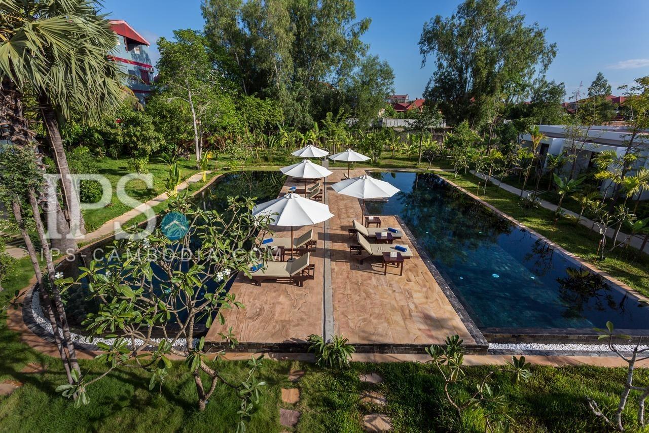 10 Bedroom Boutique Hotel For Sale - Wat BoWat Damnak, Siem Reap