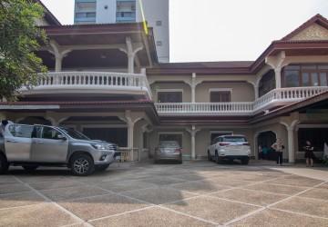 6 Bedroom Villa  For Rent - Russian Market, Phnom Penh