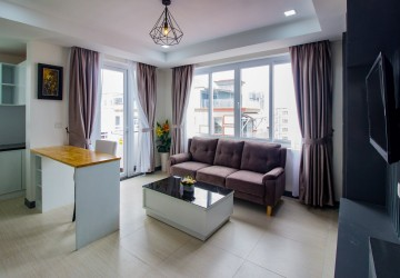 1 Bedroom Apartment For Rent - Toul Tum Poung, Phnom Penh