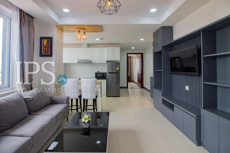 1 Bedroom Apartment For Rent - Toul Tum Poung 1, Phnom Penh