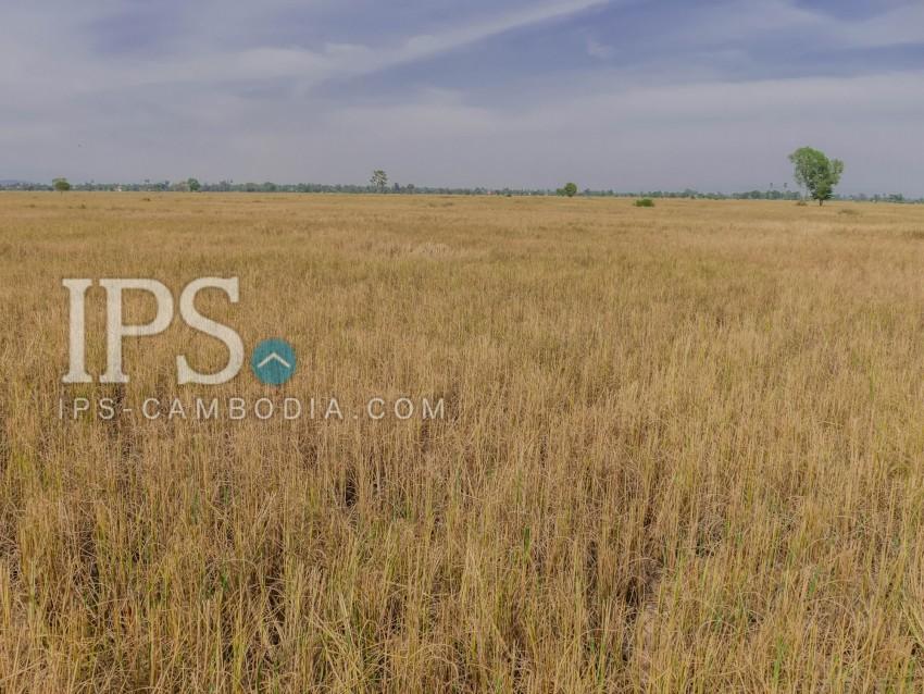 13,000 sq.m Land For Sale - Bakong, Siem Reap