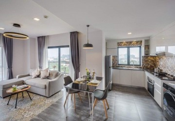 3 Bedroom Serviced Apartment For Rent - Daun Penh, Phnom Penh