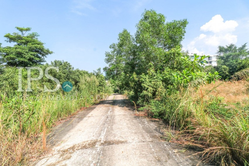 3,100 sq.m Land For Sale - Independent Beach, Sihanoukville