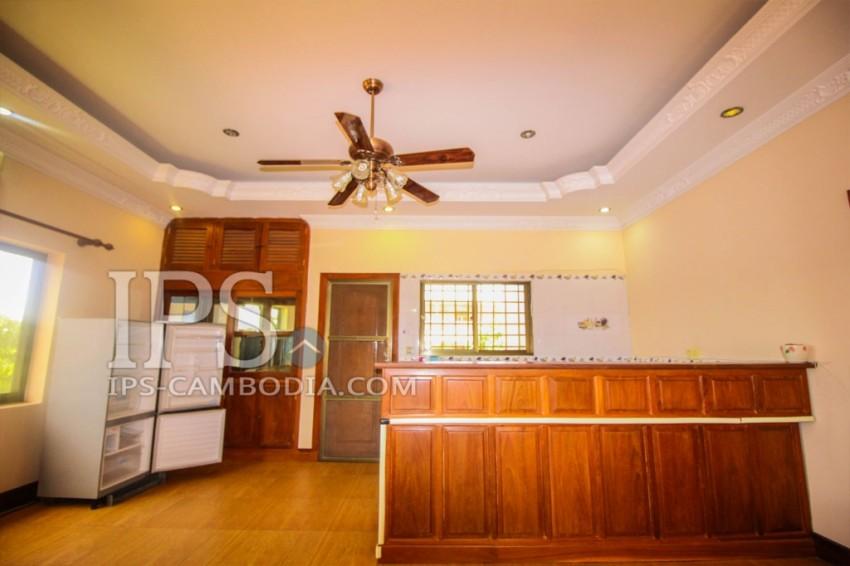 Siem Reap half Villa For Rent - upstairs