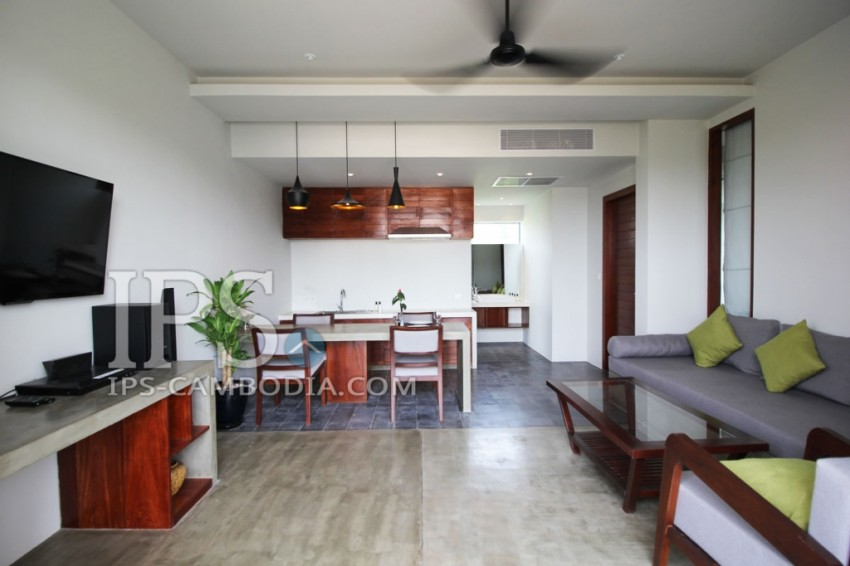 Modern Three Bedroom Villa for Sale in Siem Reap - Salakamreuk