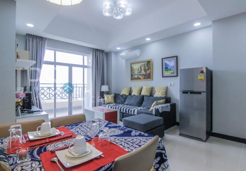 2 Bedroom Condo Unit For Rent - Phnom Penh Thmey