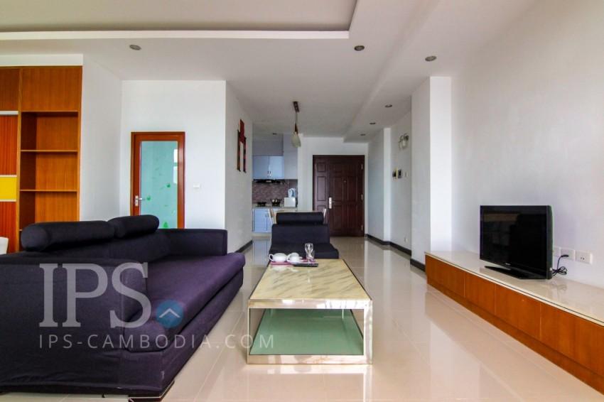 Phnom Penh Rentals - One Bedroom in Chroy Changva