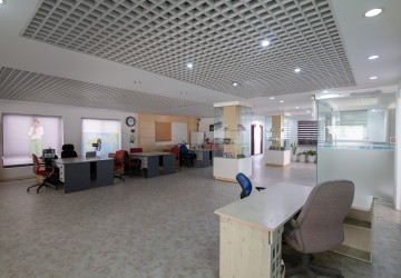 Office Space  For Rent - Chakto Mukh, Phnom Penh